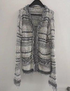 Zara Knit Strickjacke Gr M