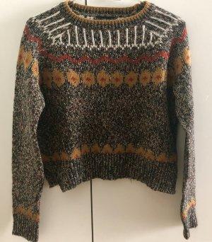 Zara Knit Winterpullover