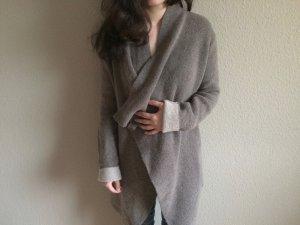 Zara Knit Woll-Cardigan/Poncho, Gr. S, NEU