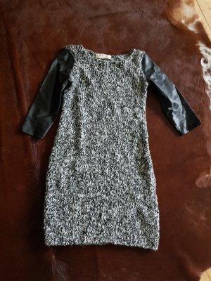 Zara Knit Woolen Dress multicolored