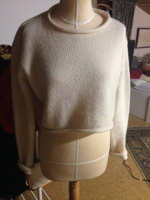ZARA kürzer Pullover