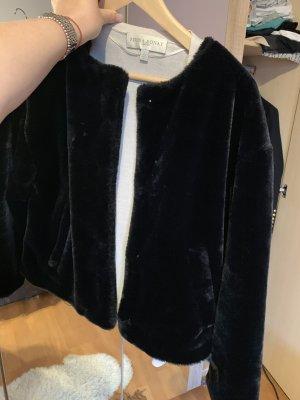 Zara Kunstfell Jacke gr  38