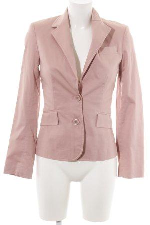 Zara Kurz-Blazer pink Business-Look