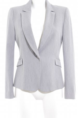 Zara Short Blazer grey spot pattern business style