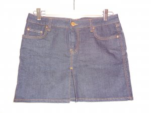 ZARA kurzer Jeansrock