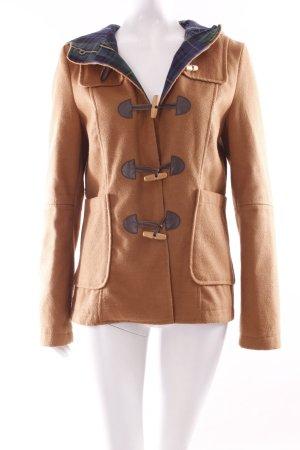 Zara Veste courte brun