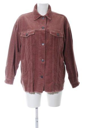 Zara Short Jacket brown casual look