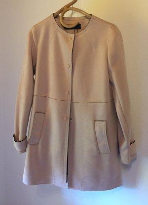 Zara Basic Korte Jas veelkleurig Polyester