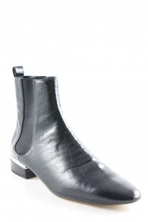 Zara Short Boots black business style