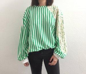 Zara Langärmeliges Shirt