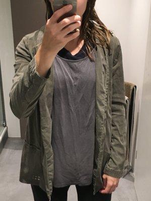 Zara Lange blazer veelkleurig