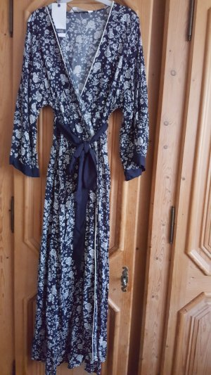 Zara Langes Kleid  Maxikleid  Blogger Boho