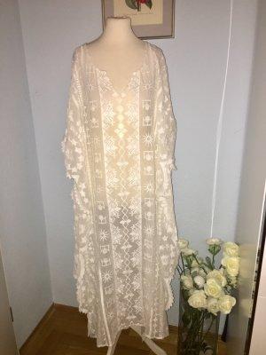 Zara langes neues transparentes Kleid Gr.M