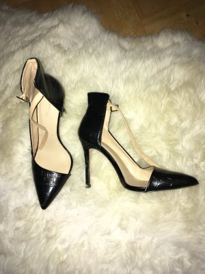 ZARA leather shoes size 38