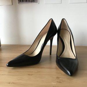 Zara Leder High Heel Limited Edition (39)