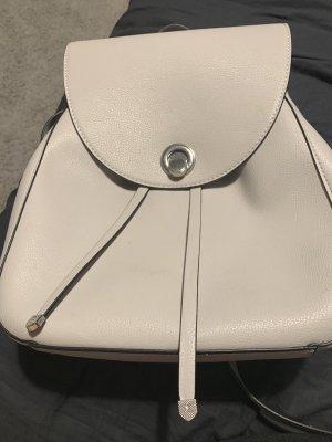 Zara Zaino laptop grigio chiaro