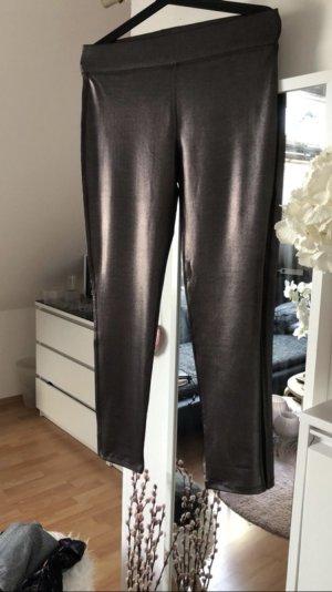 Zara Legging bronze-noir