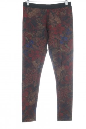 Zara Leggings estampado floral look casual