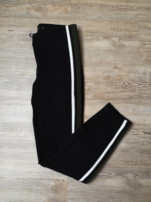 Zara Hoge taille broek veelkleurig