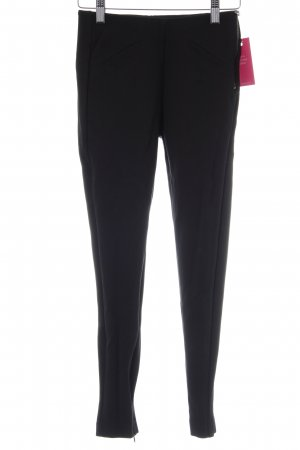 Zara Leggings negro look casual
