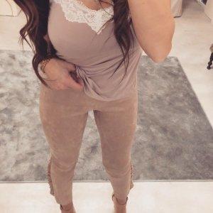 Zara Leggings light pink