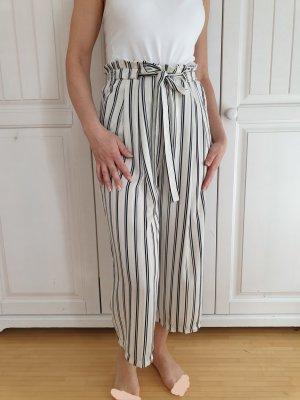 Zara Stoffen broek veelkleurig