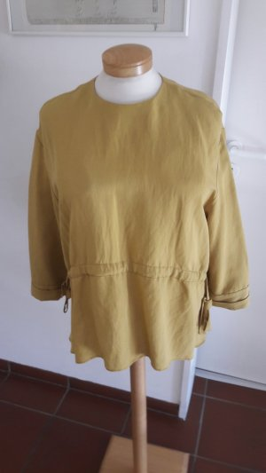 Zara Linen Blouse sand brown