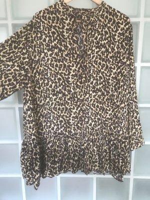 Zara Leopard Kleidchen