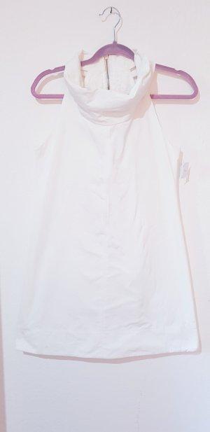 zara Limited Edition satin A-Linien Kleid Brautkleid Hochzeit Standesamt ibiza white party