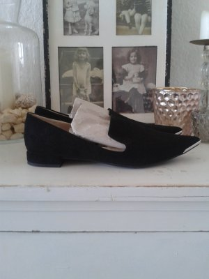 ZARA Loafer Samt