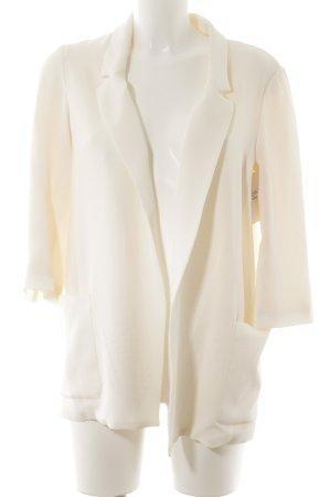 Zara Long-Blazer creme Elegant