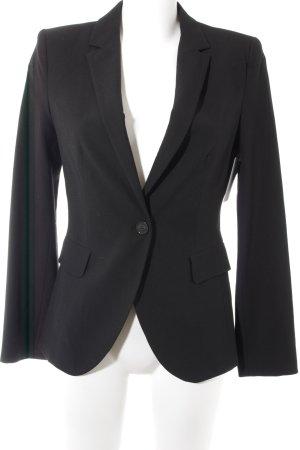 Zara Blazer long noir style d'affaires
