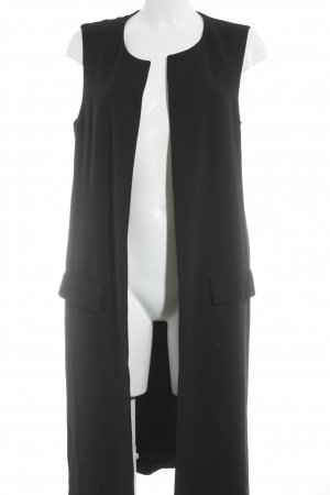 Zara Blazer long noir style simple