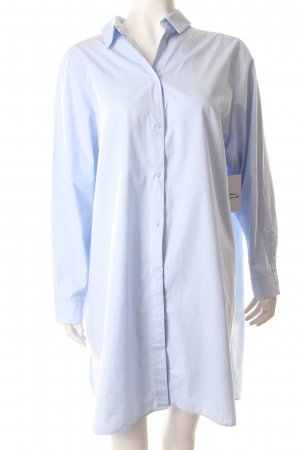 Zara Long-Bluse himmelblau