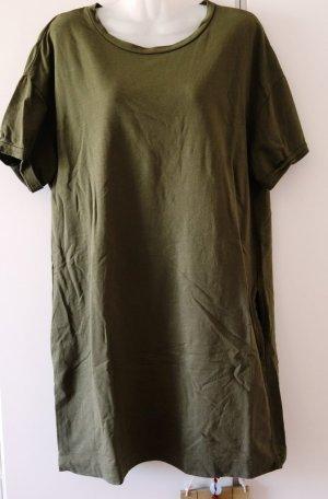 Zara Haut long vert olive-kaki