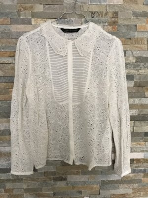 Zara Blouse white