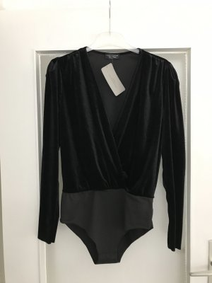 Zara Bodyblouse zwart