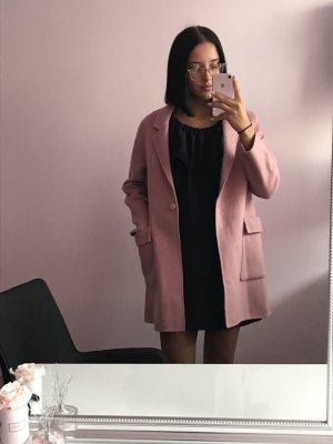 Zara Manteau d'hiver or rose-rose