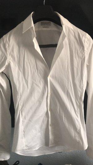 Zara Long Sleeve Shirt white