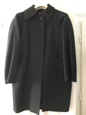 Zara Oversized Coat black