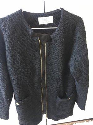 Zara Oversized Coat black