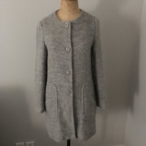 Zara Frock Coat grey mohair