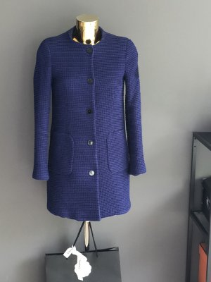 Zara Frock Coat blue