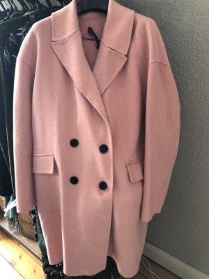 ZARA Mantel Gr L alt rosa neuwertig