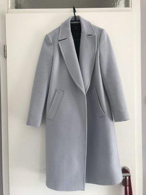 Zara Winter Coat azure