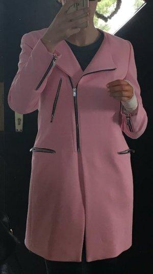 Zara Mantel in Pink/Rosa Gr.S, ungetragen, Winterjacke, Coat