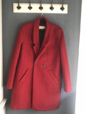 Zara Mantel in Rot