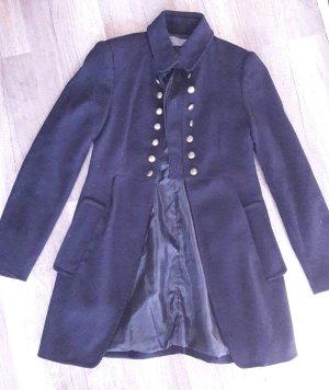 Zara Mantel Military Style Kurzmantel