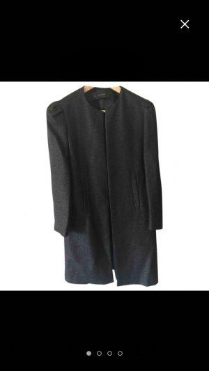 ZARA Mantel schwarz elegant m