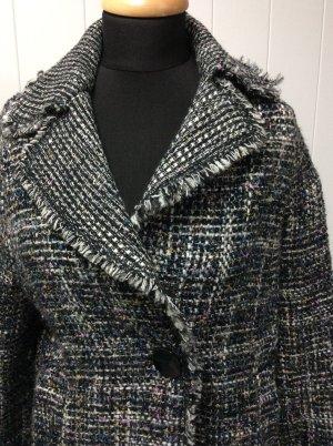 Zara Mantel Tweed